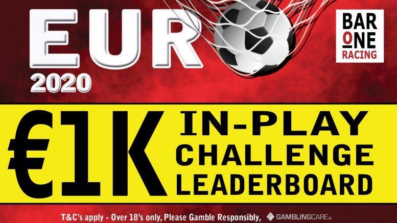Euro 2020 1K Leaderboard Challenge